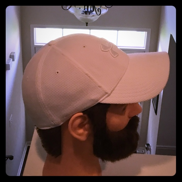 Under Armour Other - White UA Cap